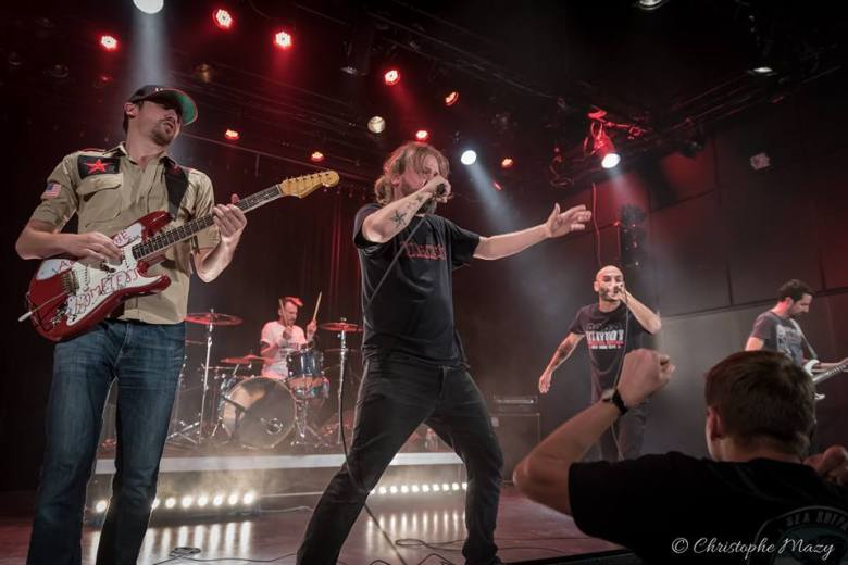 ONE HOT MINUTE a tribute to Red Hot Chili Peppers & Rage Against The Machine (4)